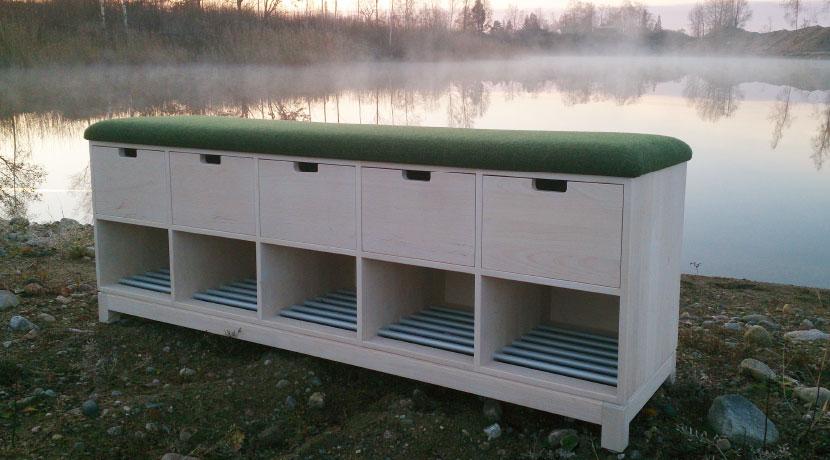 Buztic com bänk förvaring hall ~ Design Inspiration für die neueste Wohnkultur