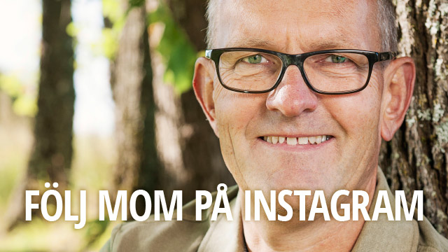 Följ mom på Instagram